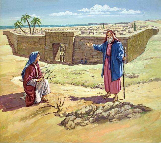Elijah & Widow