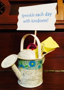 Sprinkle Each Day