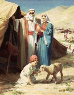 Abraham-Sarah-Isaac