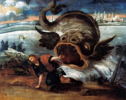 Hebrew Jonah