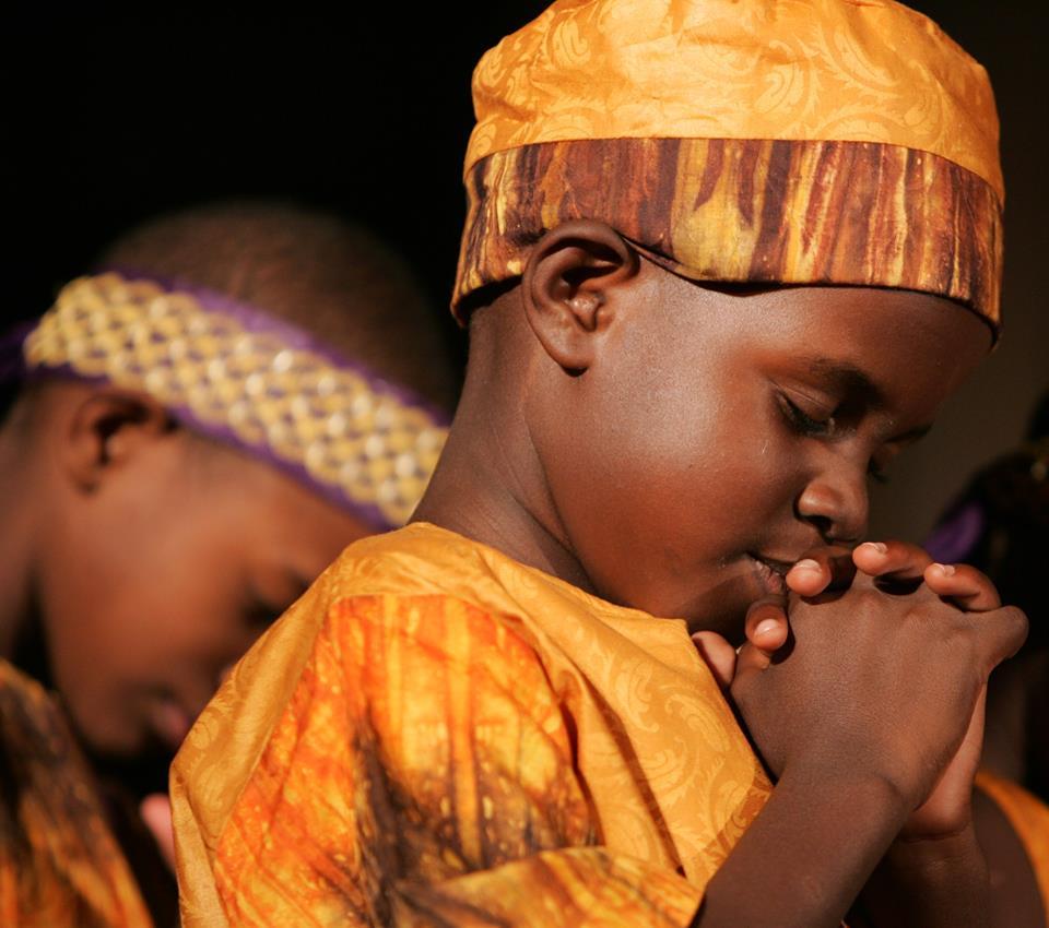 African prayer Children Healing Prayer Practitioner's Path