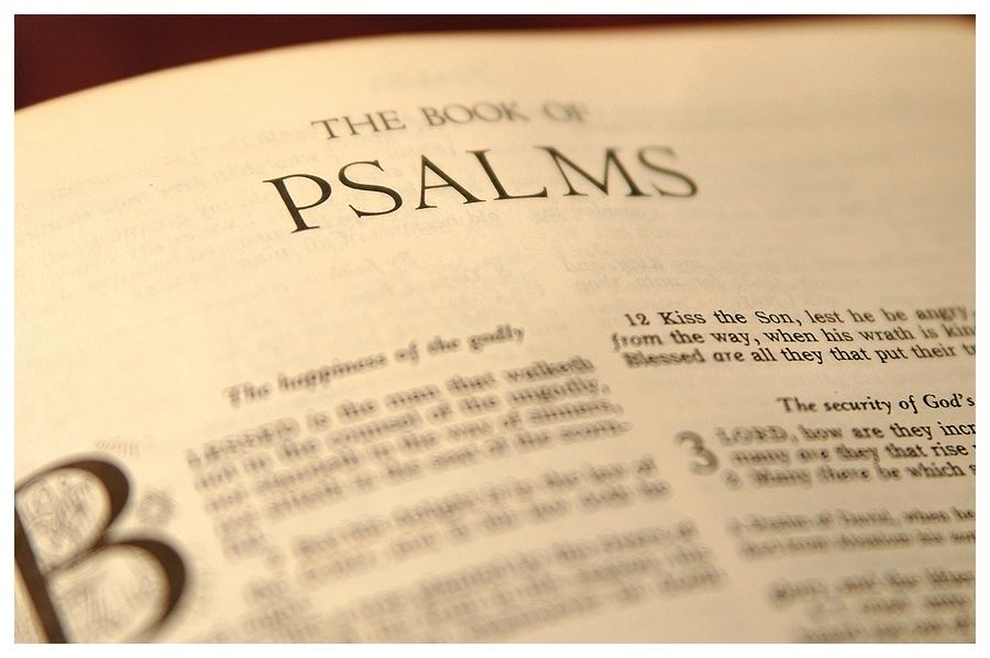Psalms Healing Practitioner's Path Help in time of need