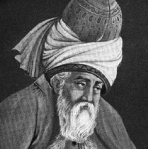 Rumi Practitioner's Path Wandering Forgiveness